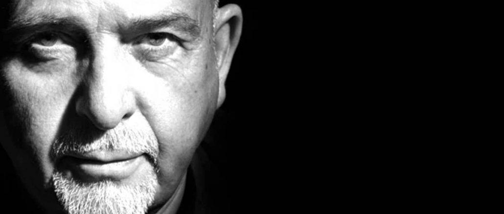 Peter Gabriel Tour 2020.Peter Gabriel
